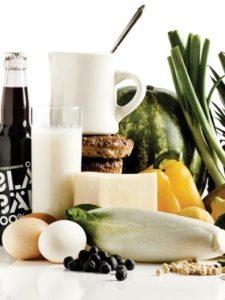 kost, ernæring, sundhed
