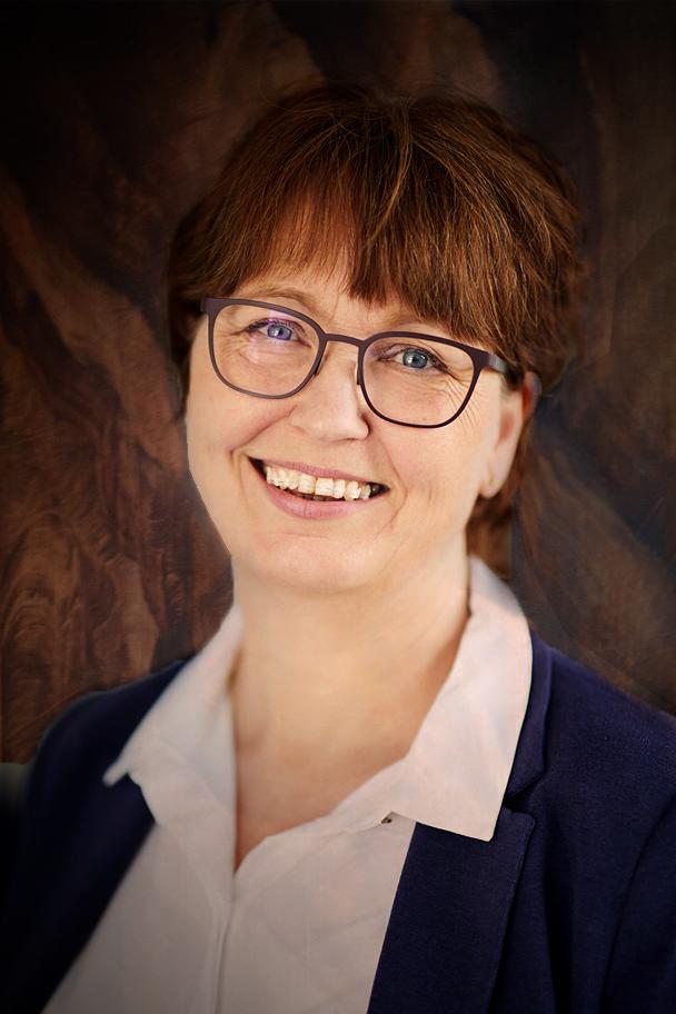 Hanne Aamand i helhedsHSUET